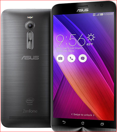 Asus Zenfone 2 Released in 4 Variants