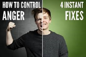 How To Control Your Anger Naturally