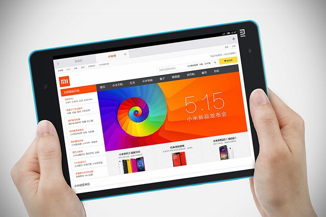Xiaomi Mi Pad Specifications: First Tablet
