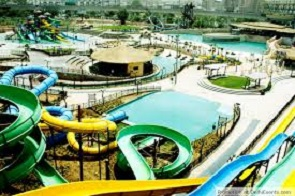 Oyster Water Park : Review Ticket Price Rides