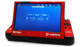 Vodafone Red Box Details