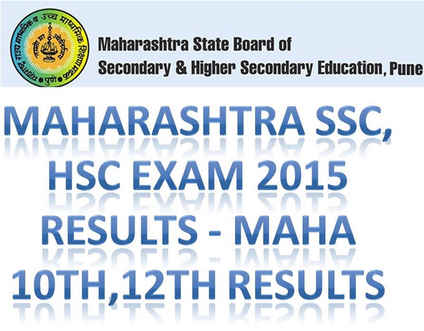 Check Maharashtra MSBSHSE SSC 10th Board 2015 Result Declared