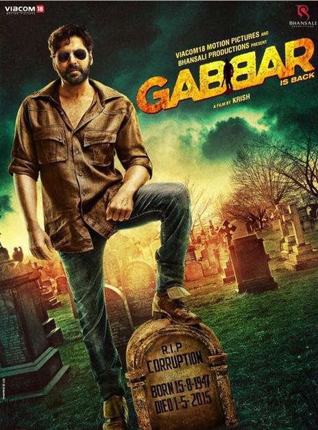 Gabbar is Back Weekend Box Office Collection
