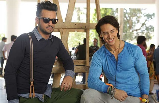 Atif Aslam, Tiger Shroff Zindagi Aa Raha Hoon Main HD Video