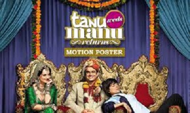 Tanu Weds Manu Returns First Day Friday Box Office Collection