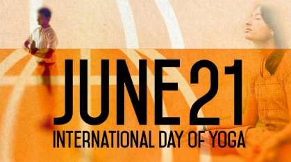 International Yoga Day 2015 Wishes