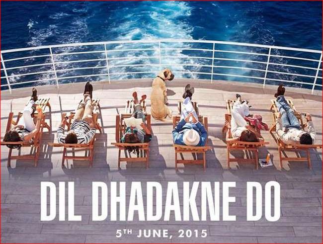 Dil Dhadakne Do Movie Official Preview and Tweets
