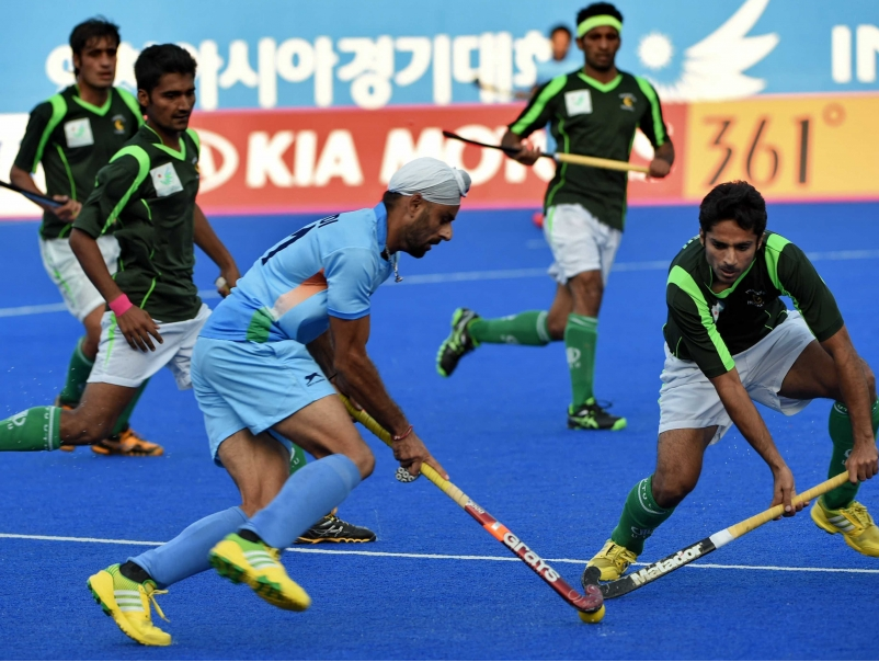 World Hockey League Semi Final India vs Pakistan Match Live Score 2015