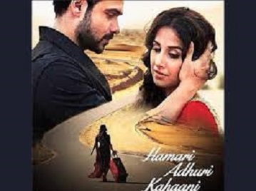 Hamari Adhuri Kahani First Sunday Weekend Box Office Collection