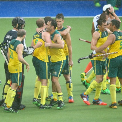 FIH Hockey World League 2015 Australia vs Belgium (Final) Semi Final Match Highlights Result Score Board