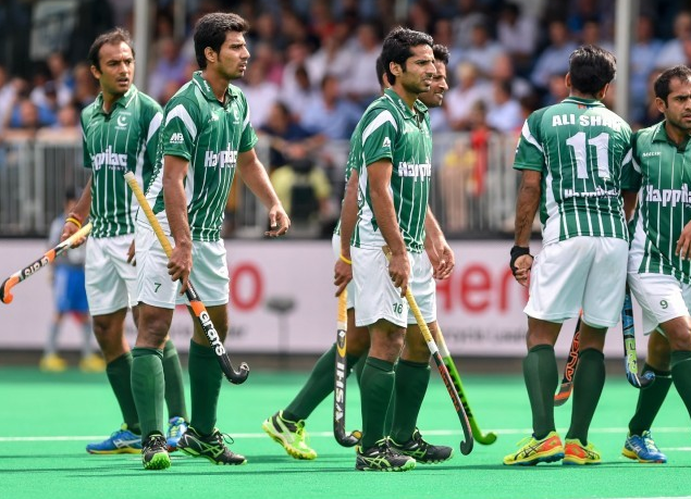 FIH Hockey World League 2015 Great Britain vs Pakistan (QF 2) Semi Final Match 23 Live Score