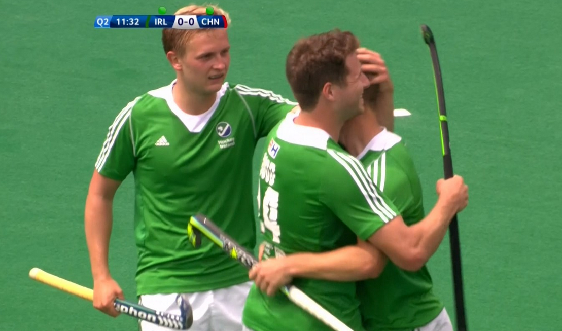 FIH Hockey World League 2015 Ireland vs Pakistan Semi Final Match 26 Live Score