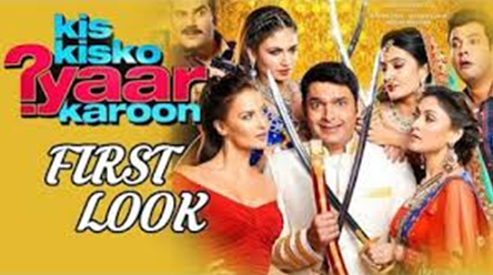 Kapil Sharma's Kis Kisko Pyaar Karu Movie Official Trailer Song Video