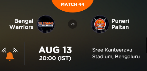 Pro Kabaddi 2015 Kolkata vs Pune Match Highlights Result Score