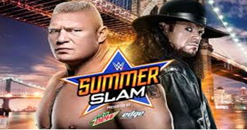 WWE Results : Results of SummerSlam 24th August 2015 Match