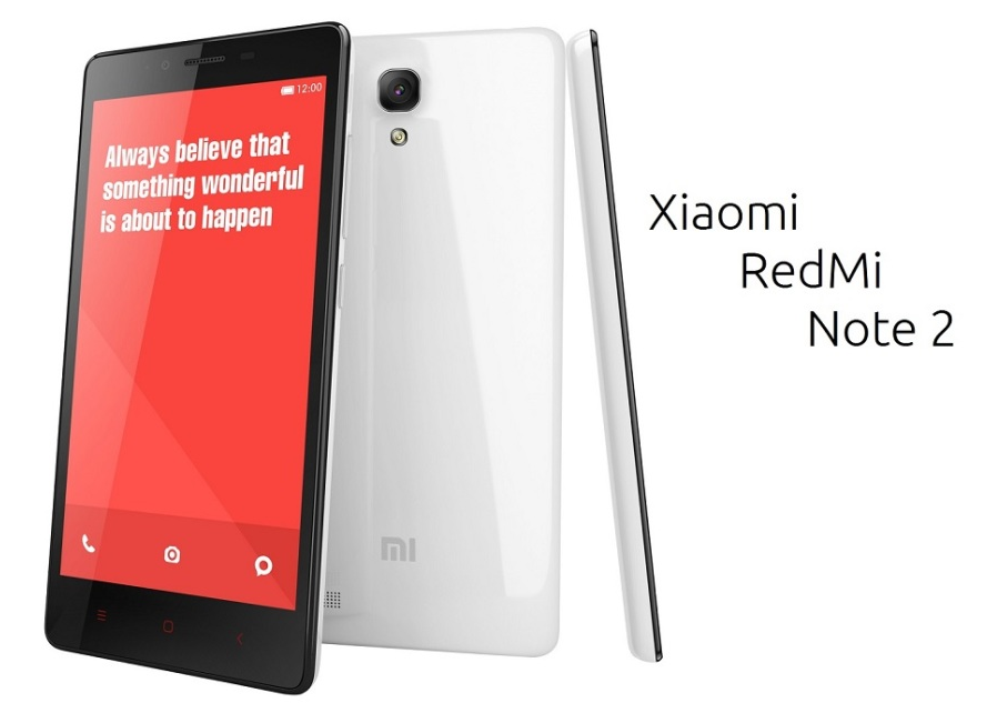 Xiaomi Redmi Note 2 4G Release Date, Price, Flipkart Best Deal