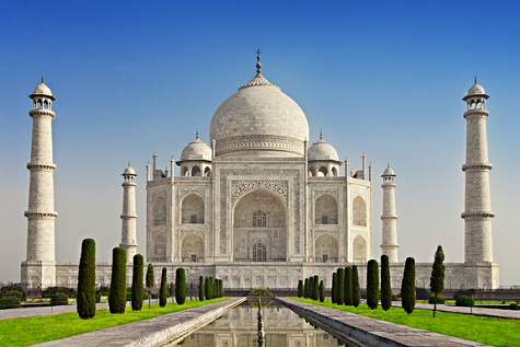 Taj Mahal Becomes First Monument having Tweeter Account