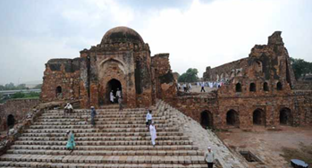 5 Most Haunted Places In Delhi You Can Visit 5