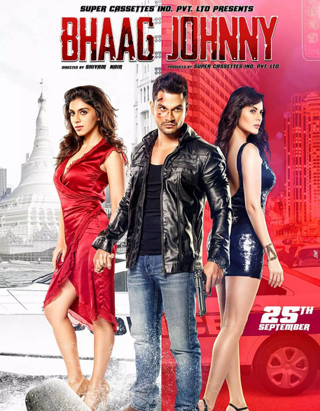 Bhaag Johnny 2015 First Week Monday 4th Day Box Office Collection