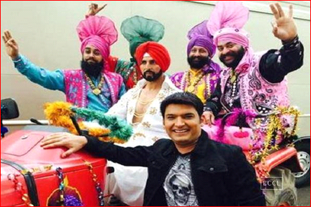 "Comedy Nights With Kapil Akshay Kumar "" Singh is Bling "" in comedy Nights with Kapil"