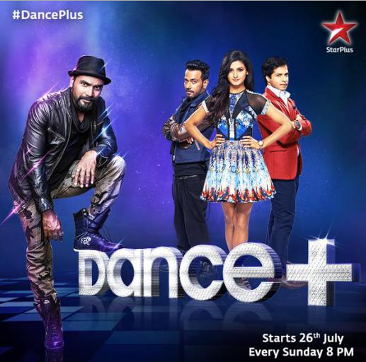 Star Plus Dance Plus 2 3 July 2016 Episode Video Updates