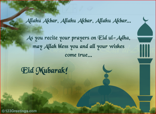 Eid ul adha mubarak quotes wishes greeting cards images youthgiri eid ul adha mubarak quotes wishes greeting cards images m4hsunfo