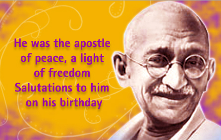 Gandhi Jayanti 2nd October Best Speech in English For School Colleges Functions