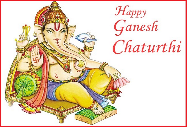 Happy Ganesh Chaturthi Facebook Whatsapp Pics Photos DP Status Quotes Messages 5