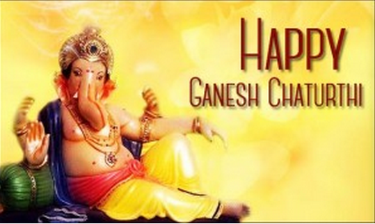 Happy Ganesh Chaturthi Facebook Whatsapp Pics Photos DP Status Quotes Messages