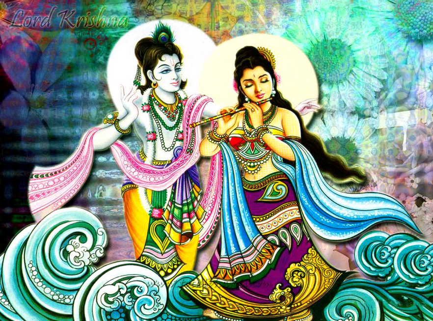 Happy Krishna Janmashtami 2015 Animated Images and Wallpapers 02