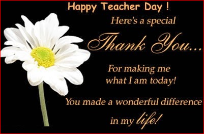 Inspiring Quotes For Teachers Day Thank You From Students In Hindi Love