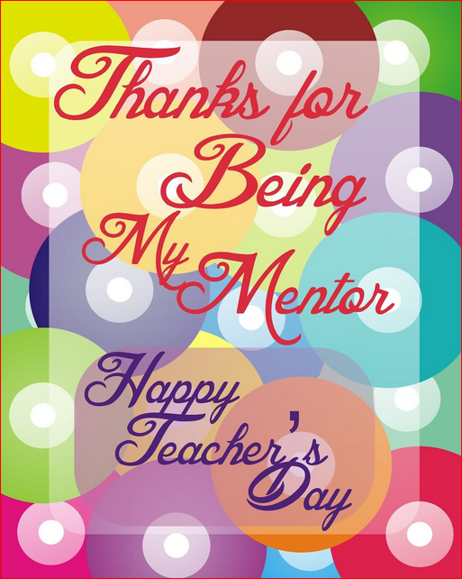 Happy Teachers Day Thank You SMS Messages in English