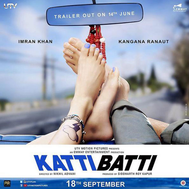 Katti Batti 2015 Bollywood Movie Review