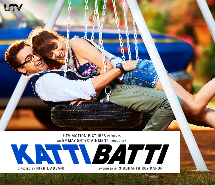 Katti Batti 2015 Movie Fifth Tuesday 5th Day Box Office Collection