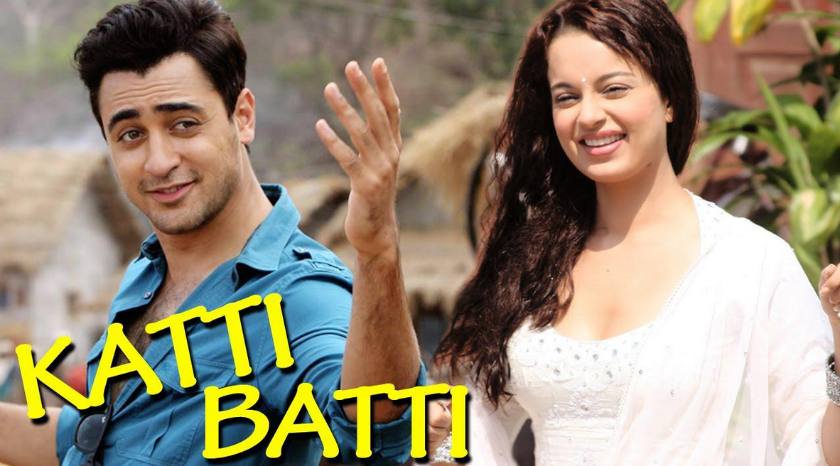 Katti Batti 2015 Movie Weekend Sunday 3rd Day Box Office Collection