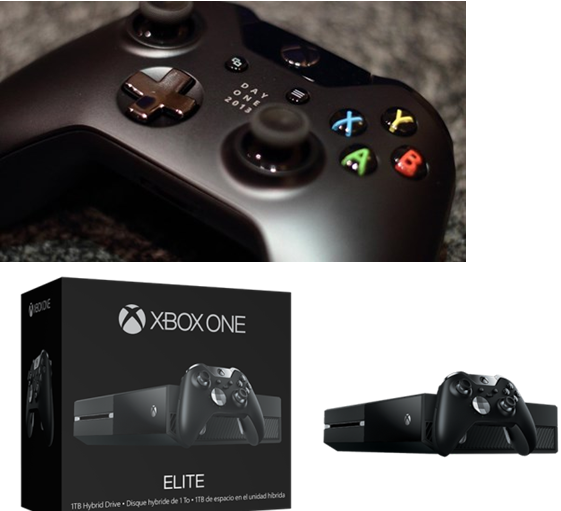 Microsoft Xbox Elite controller Price Features