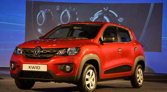 Renault Kwid : Renault Kwid Features Review Versions Price in India