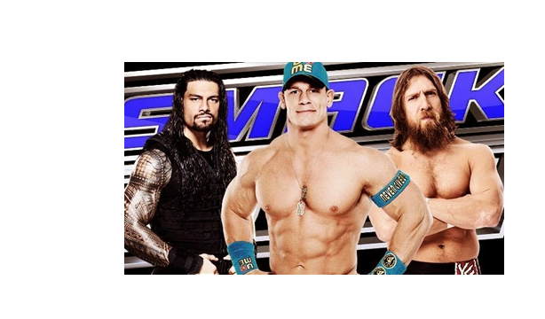 WWE Smack Down 30th September 2015 match details complete Schedule