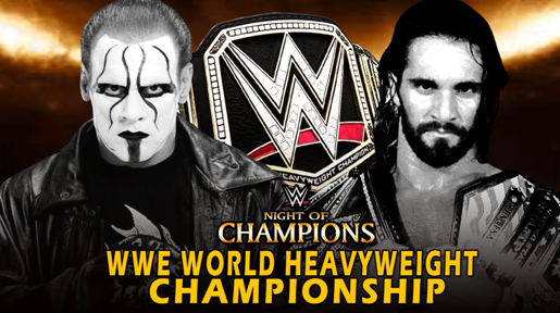 WWE: WWE Night of Champions 2015 Results