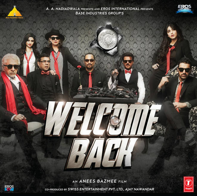 Welcome Back Movie 2015 Second Weekend Sunday Box Office Collections