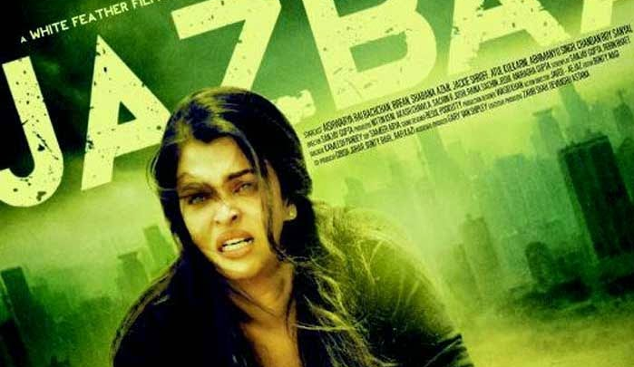 Aishwarya Rai Jazbaa Movie 2015 Week Monday 4th Day Box Office Collection