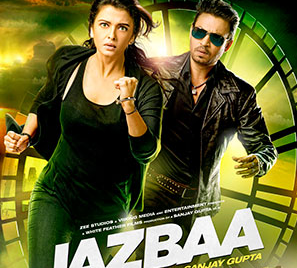 Aishwarya Rai Jazbaa Movie 2015 Week Tuesday 5th Day Box Office Collection