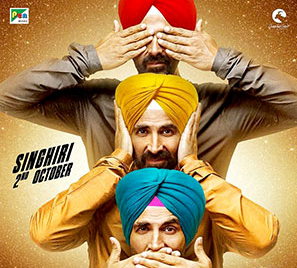 Akshay kumar Singh Is Bling 2015 Week Monday 4th Day Box Office Collection