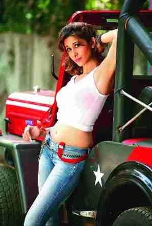 Bigg Boss 9 Double Trouble Kishwar Merchant Hot Sexy Unseen Pictures,Photos Leaked 5