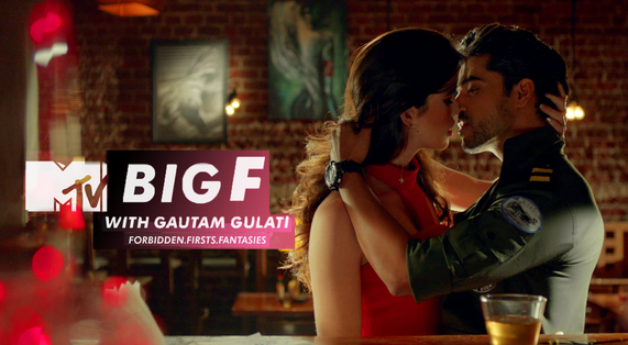 Gautam Gulati MTV Big F 11 Oct 1st Episode Theme Full HD Video Updates