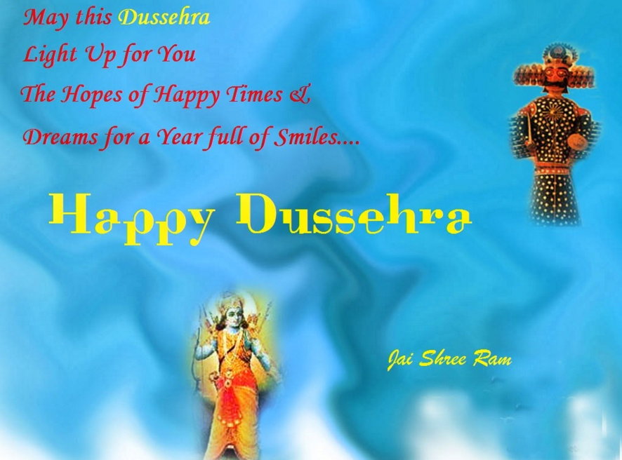 Happy Dussehra Navratri 2015 Best Greetings Card Images Wallpapers 5