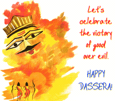 Happy Dussehra Vijaya Dashami 2015 Gujarati Wishes, SMS, Messages, Greeting