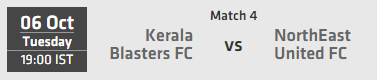 Indian Super League ISL 2015 Match 3 Pune vs Mumbai Highlights Result Score