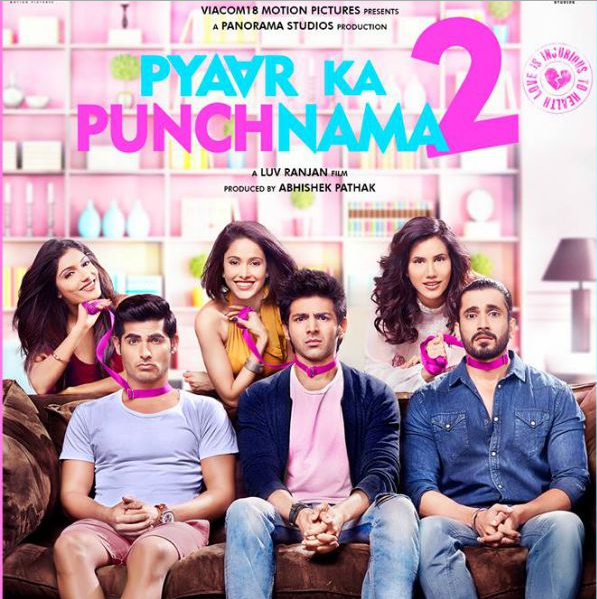 PKP 2 Pyaar Ka Punchnama 2 Movie 2015 First Weekend Sunday 3rd Day Box Office Collection