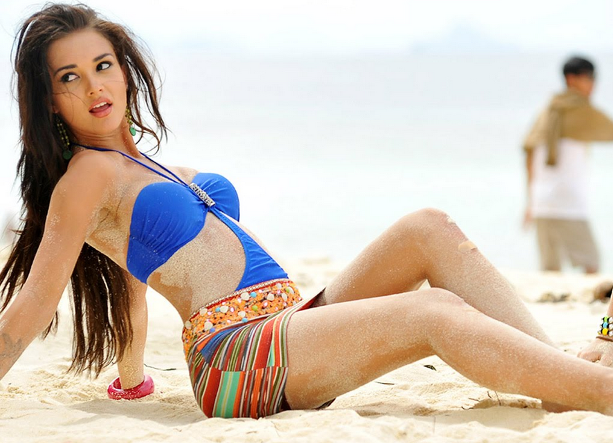 Singh is Bling Movie Amy Jackson Hot Unseen Pictures,Photos Leaked 5